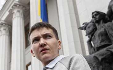 Савченко рассказала, как Порошенко наступил на грабли Януковича