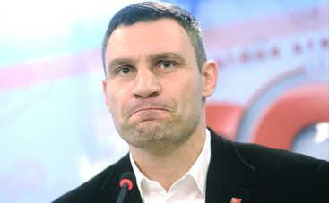 Кличко насильно поцеловал журналистку (видео)