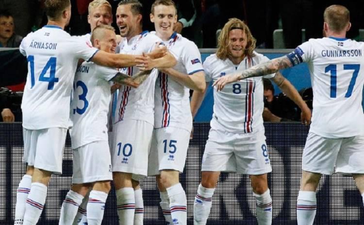 Исландцы установили уникальный рекорд на Евро