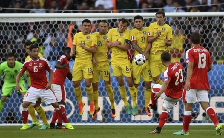 Евро-2016: Швейцария обходит хозяев чемпионата (видео)