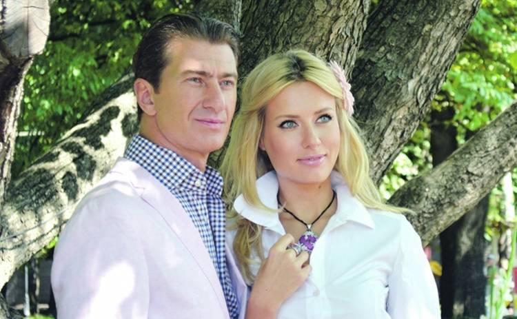 Ольга Горбачева назначила дату свадьбы