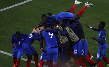 Евро-2016: Франция дожимает Албанию и выходит в плей-офф (видео)