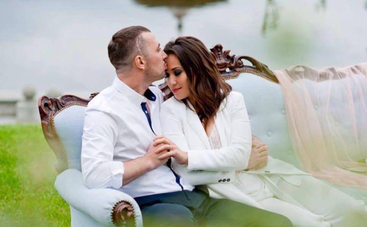 Наталка Карпа сняла для любимого love story (видео)