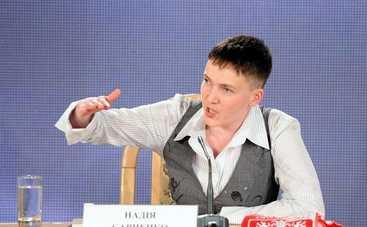 Савченко чуть не уснула на заседании комитета по безопасности (видео)