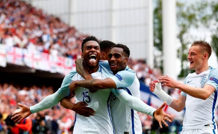 Евро-2016: Англия вырывает победу у Уэльса (видео)