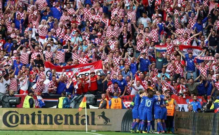 Евро-2016: в скандальном матче хорваты расходятся миром с чехами