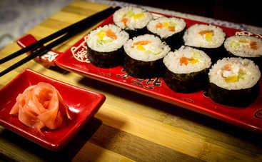 Все буде смачно: Йоши Фудзивара научит готовить суши (эфир от 18.06.2016)