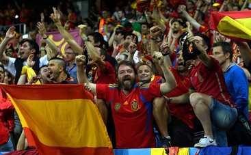 Евро-2016: Испания громит Турцию и идет дальше (видео)