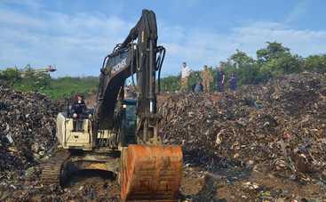 Львовский мусор временно «переедет» в Киев
