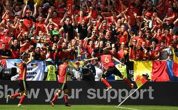 Евро-2016: Бельгия не оставила Ирландии ни единого шанса (видео)