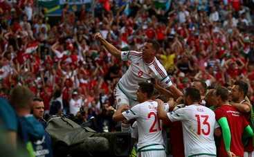 Евро-2016: Венгрия уходит в отрыв (видео)