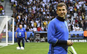 Новым тренером сборной Украины скорее всего станет Андрей Шевченко