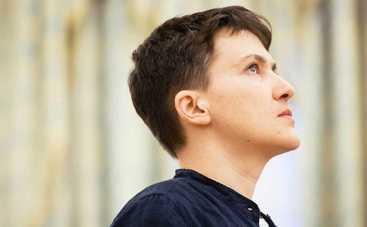 Савченко о Путине: «Гитлер сначала застрелился, а потом его судили»