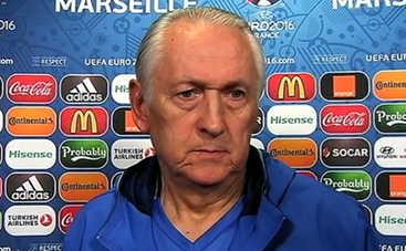 Фоменко нашел оправдание провалу сборной Украины