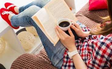 ТОП-5 книг, которые нельзя читать на диете