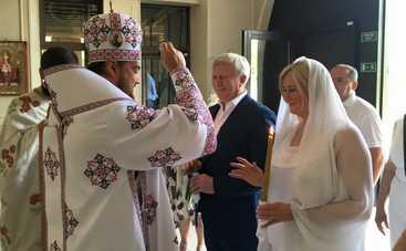 Владимир Горянский заключил брак на небесах (фото)