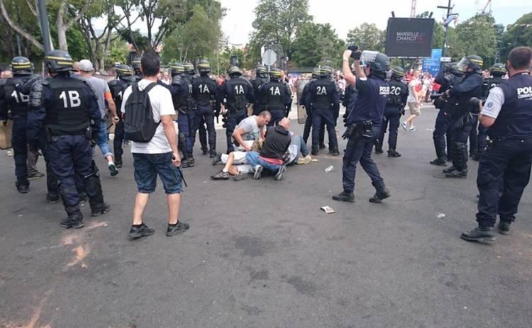 Польские фанаты, напавшие на украинцев, получили тюремные сроки