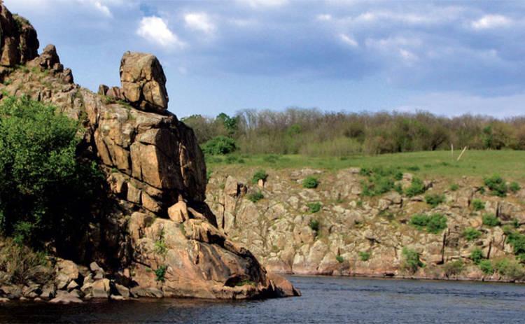 Украина великая: загадочный остров Хортица (фото)