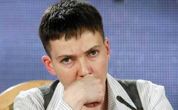 В сеть попало письмо Савченко, адресованное террористке (фото)