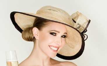 Осадчая сменила шляпки на бикини (фото)