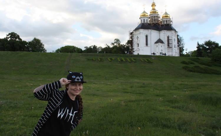 Лада Лузина: Чернигов — город украинского «Дракулы»