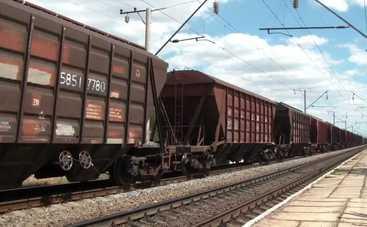 Украинские поезда снова поехали на оккупированный Донбасс