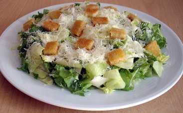 Все буде смачно: Эктор Хименес-Браво научит готовить салат «Цезарь» (эфир от 02.07.2016)