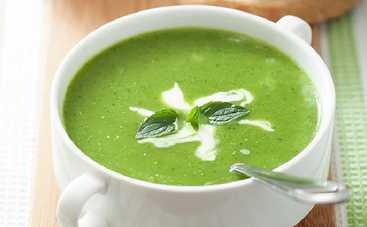 Сладкий суп-пюре с яблоком и кабачком (рецепт)