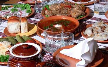 ТОП-5 знаменитых украинских блюд (рецепты)