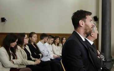 Лионель Месси приговорен к 21 месяцу тюрьмы