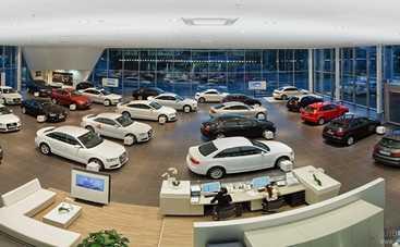 В продаже появились автомобили без зеркал заднего вида (фото)