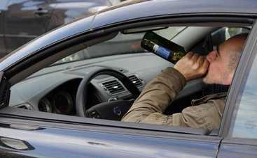 Пьяных водителей в Украине будут карать еще жестче