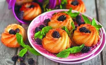 ТОП-5 рецептов летней выпечки с ягодами (фото)