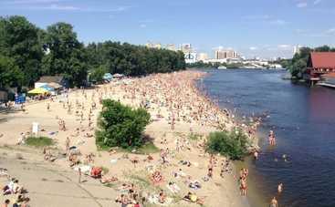 Три столичных пляжа – опасны для здоровья
