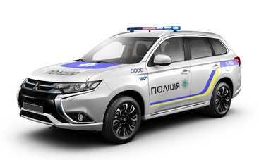 Полиция пересядет на новые гибридные кроссоверы