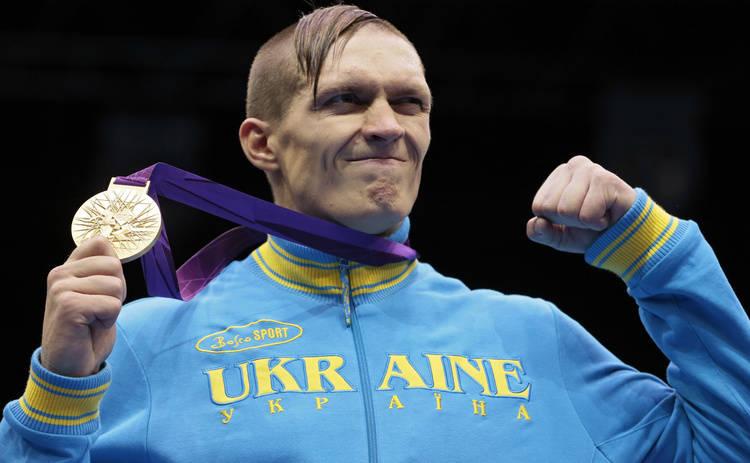 Усик отказался называть Крым Украиной (видео)