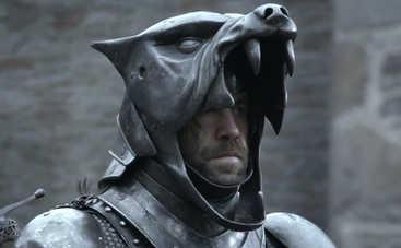 Гора из «Игры престолов» показал лицо без шлема (фото)