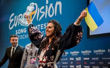 Джамала назвала город, в котором нужно провести «Евровидение»