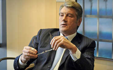 Как Ющенко украинскую моль поборол (видео)