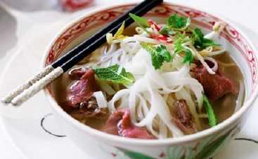 Суп «Фо Бо» (рецепт)