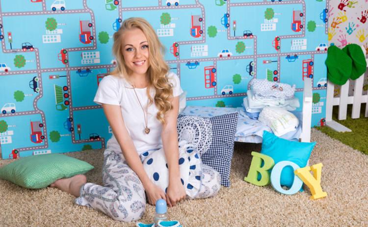 Alyosha завела видео-блог для беременных (видео)