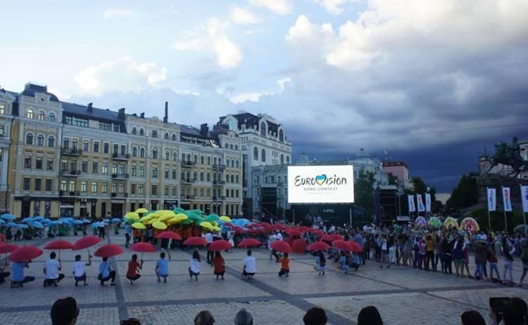 Киев начал битву за Евровидение-2017 (фото)