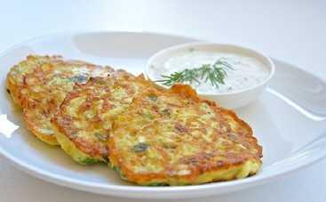 Картофельные оладьи с сыром (рецепт)