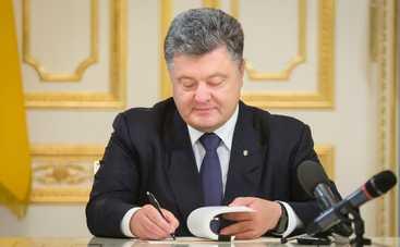 Порошенко разрешил военным топтать центр столицы