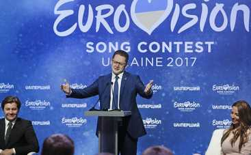 Определилась тройка финалистов битвы за Евровидение-2017