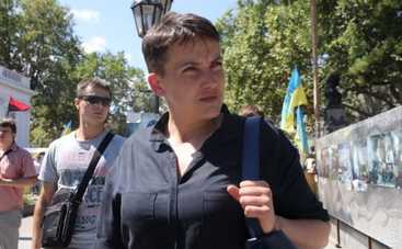 Савченко присоединила Ростов к Украине