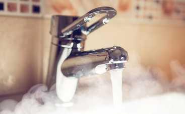Киевляне остались без горячей воды