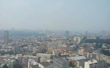 Киевлянам не рекомендуют выходить днем на улицу