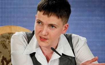 Савченко съездила в ДНР и ЛНР. И хочет еще