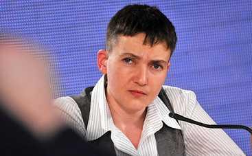 Савченко призналась, что ей противно работать в Раде